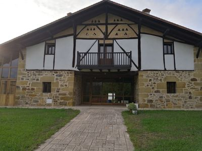 Photo for Rural house in a hamlet typical of the Basque Country built in the seventeenth century