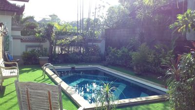 Photo for independent villa with pool, air conditioning and Wifi