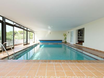 Photo for Spacious detached villa on the Costa Blanca with heated pool and beautiful view