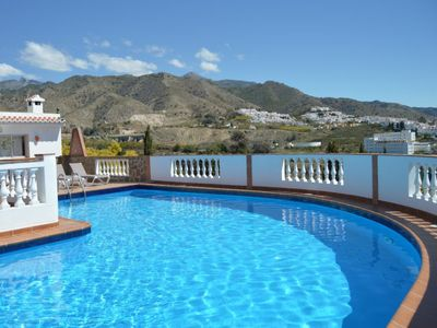Photo for Vacation home VILLA LAS MINAS in Nerja - 6 persons, 3 bedrooms