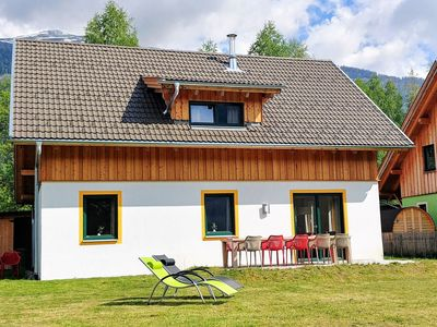 Photo for Cozy Holiday Home in Salzburg with Mountain view