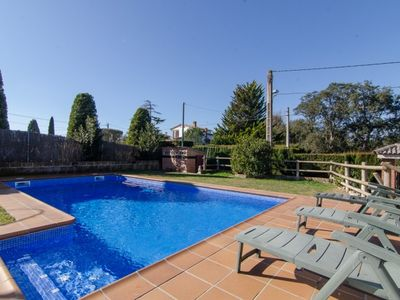 Photo for Club Villamar - Very nice comfortable house with private pool and a family environment for a relaxing holidays