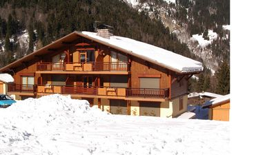 Photo for APARTMENT 6 PEOPLE LES CONTAMINES MONTJOIE
