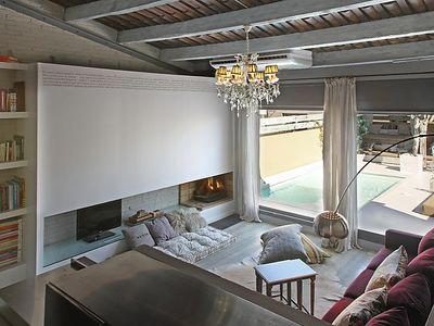 Photo for Vacation home Casa Rosa  in Barcelona, Barcelona - 12 persons, 6 bedrooms