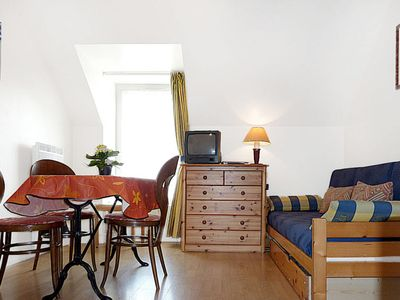 Photo for Vacation home Le Bénétin (DAR303) in Dinard - 3 persons, 1 bedrooms