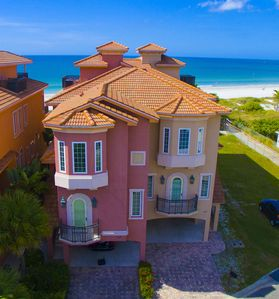 Photo for Beachfront Sunset Shore Home 10% off any Aug or Sept  dates still open