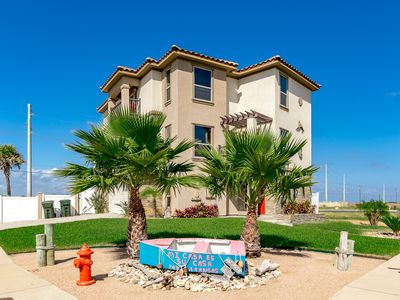Photo for 4BR/2.5BA Luxury Beach House, Water Views, Game Room