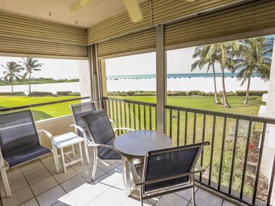 Photo for Sandarac 209B offers fantastic views of the Gulf of Mexico!
