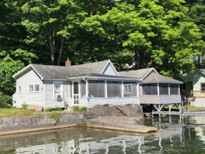Photo for Cottage with Guest House Near Marina on Owasco Lake!
