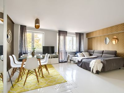 Photo for Two Bed. Apartment - UJAZDOWSKIE