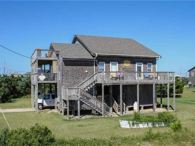 Photo for Soundside in Rodanthe w/Htd Pool, Elevator, RecRoom