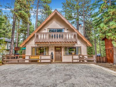 Photo for The Pine Cone Retreat Is A Mountain Style Cabin Getaway-Spring Special