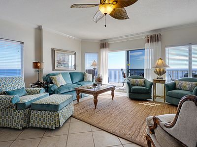 Photo for Admirals Quarters Beach Front 4BD/4BA | Indoor/Outdoor Pools | Corner Unit