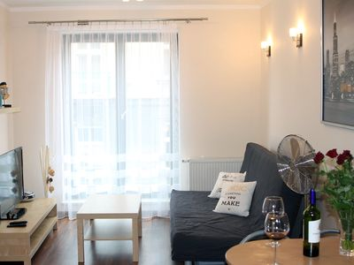 Photo for Cozy apartment near Old Town - Villa Rejtana