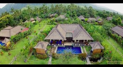 Photo for 2Bedroom Ocean Front Private Pool Villa