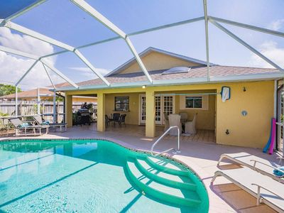 Photo for Vanderbilt Breeze..Less than mile to Beach..Heated pool