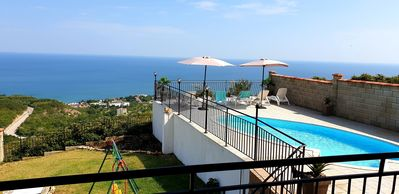Photo for Villa with 360` panoramic views