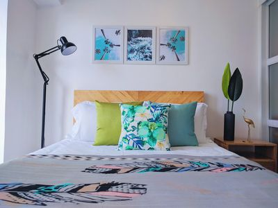 Photo for Cool & Chic 1BR With WiFi & Netflix At Aloha Tagaytay
