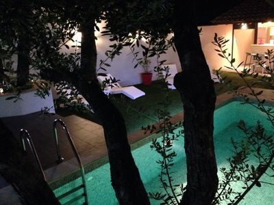 Photo for Holiday house **** comfort, private heated pool