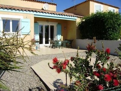 Photo for Villa Leucate, 3 bedrooms, 8 persons