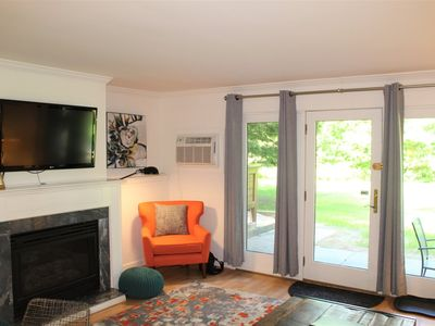 Photo for Indulge yourself at the Spa at Topnotch! Lovely 1 BR condo at Topnotch Literally steps away from the Spa!!