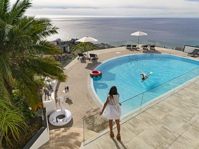 Photo for Sky Villa, fantastic pool and phenomenal view in a luxury urbanization