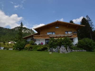 Photo for Nice holiday residence in Wängle beautifully located in a wonderful environment.