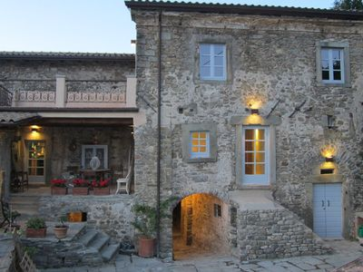 Photo for La Casa Padronale... An 800 Year Old Tuscan Farm-house in a Medieval Village
