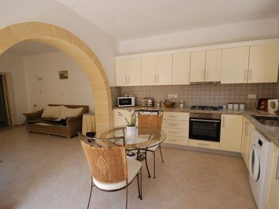 Photo for Palm View Courtyard House, Famagusta, North Cyprus