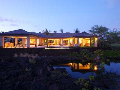 Photo for Private 5 Bedroom Oceanfront Luxury Home