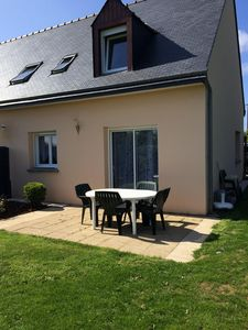 Photo for Comfortable cottage in peace, between countryside and sea near Paimpol