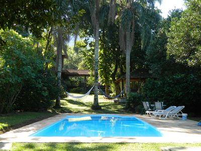 Photo for HOUSE IN CONDOMINIUM IN MARESIAS AT MATA ATLÂNTICA - PARADISE
