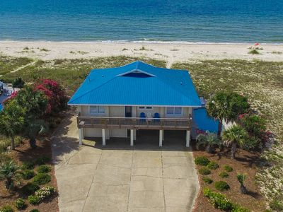 Photo for MAY30-JUNE6**BEACHFRONT FAMILY FAV!*5BR/4B*LARGE PRIVATE POOL*AWESOME DECK*Zz12