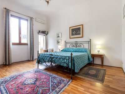 Photo for Quiet Charming Apartment in Central Florence,Terrace, AC, Free Wifi - LA PERGOLA