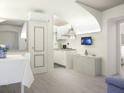 Photo for Carlo Alberto Suite - charming in the heart of Turin -Top- air conditioning - Wi-Fi