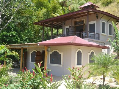 Photo for Beautiful Ocean And Mountain View Home LONG TERM RENTAL above resort of Uvita