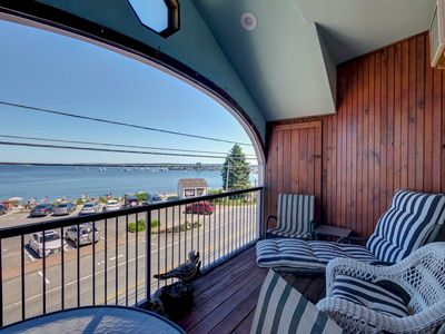 Photo for Spacious Lincolnville Penthouse - Walk to Beach!