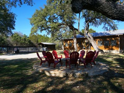 Photo for Private Resort. Close to the square. Sleeps up to 50! Great for reunions/events