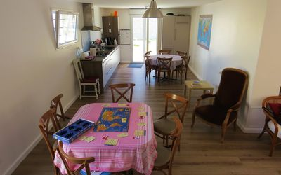 Photo for Family house sea Saint Lunaire Emerald Coast Brittany 10 to 15 people