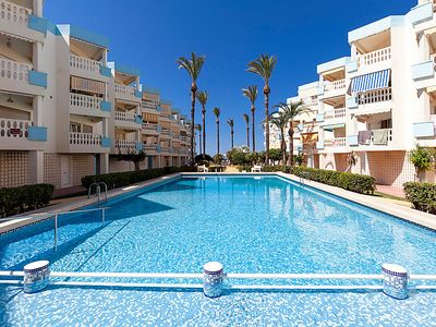 Photo for Apartment Holiday Beach in Dénia - 4 persons, 2 bedrooms