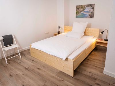 Photo for Apartment S (1-3 pers./ from 2 nights) - Apartment-Haus Gundelfinger