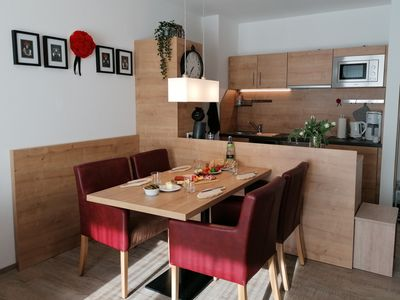 Photo for Apartment Black Forest Nest, 51sqm, terrace, 1 bedroom, max. 4 people