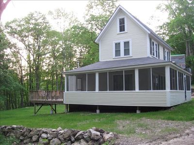Photo for Brookside Cottage Close to Skiing, Golfing, and Lake