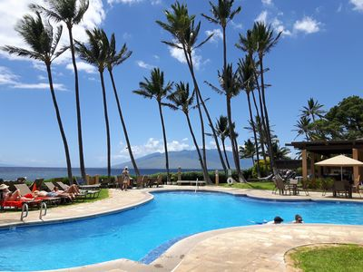 Photo for Quiet, Comfortable Getaway So Close to the Beach!!! Wailea Ekahi 36C