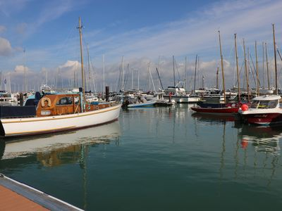 Photo for LEVANTE, pet friendly in Cowes, Ref 961837