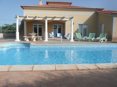 Photo for 5BR Villa Vacation Rental in Altura, Castro Marim
