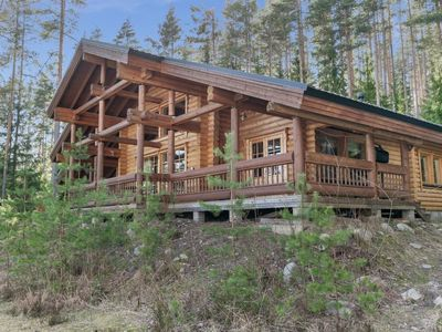 Photo for Vacation home Aleksinrinne in Asikkala - 9 persons, 4 bedrooms
