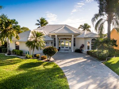 Photo for Villa Hillcrest - Gorgeous 3 bedroom villa in SW Cape Coral with Gulf Access!