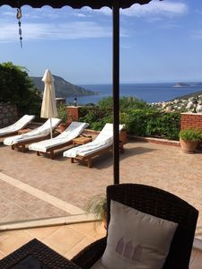 Photo for Luxury Detached Villa With Private Pool And Fantastic Sea Views