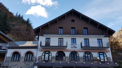 Photo for Spacious apartment at the foot of Les Deux Alpes